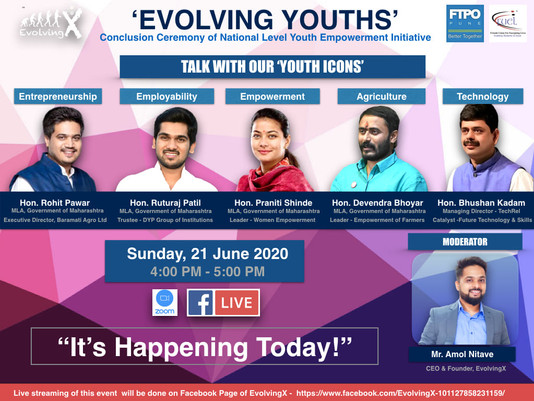 Talk with Youth Icons - First Edition