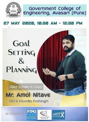 Workshop for the institution