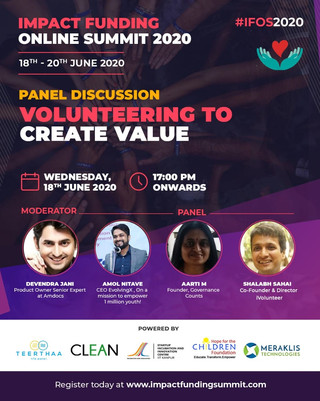 Volunteering to Create Value