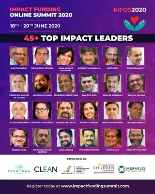Top 45 Impact Leaders
