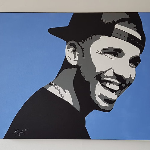 Drake by Melvin Pablo