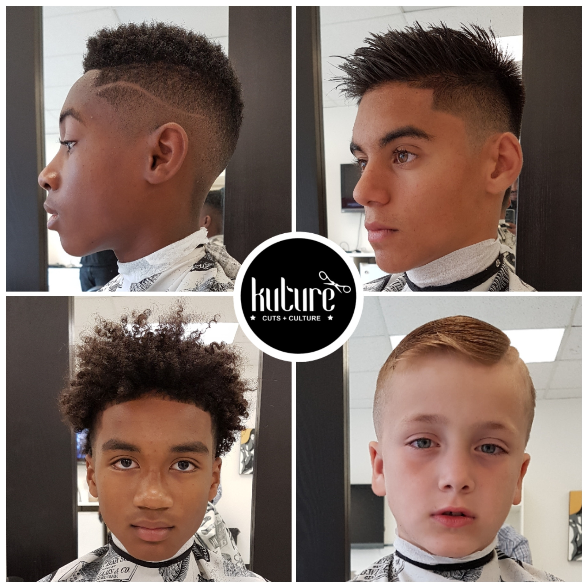 Youth Haircut (18yrs and under)