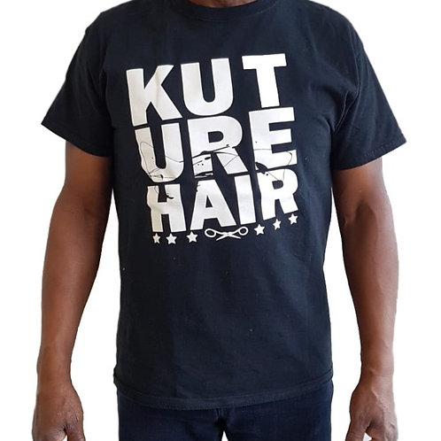 KUTURE HAIR STACKED MENS T-SHIRT