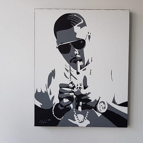 Nas by Melvin Pablo
