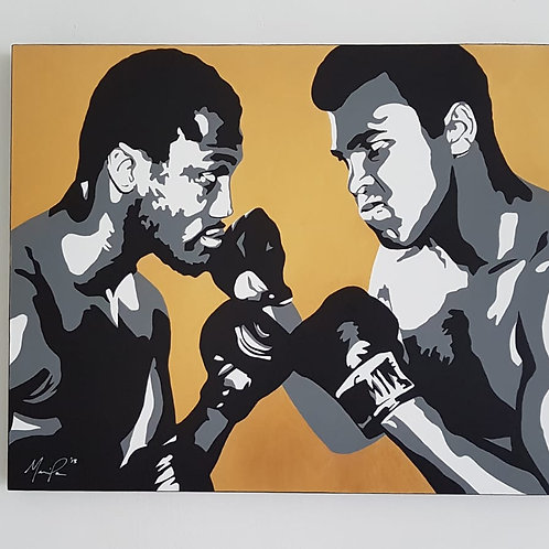 Ali by Melvin Pablo