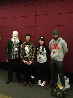 #misterfitshace #pax #paxeast2015 #gamer