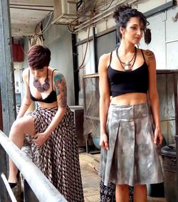 עיצוב אופנה ותדמיתנות