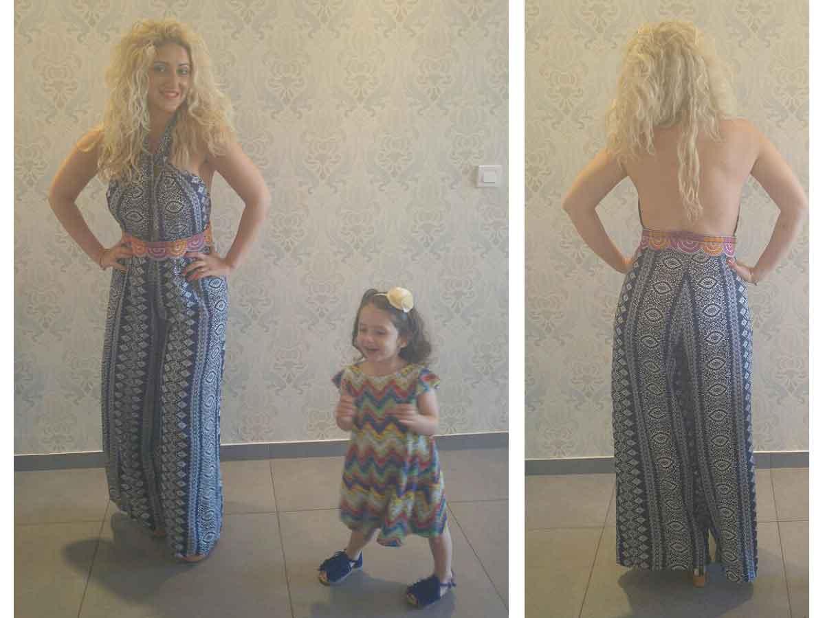 בוגרת קורס עיצוב אופנה