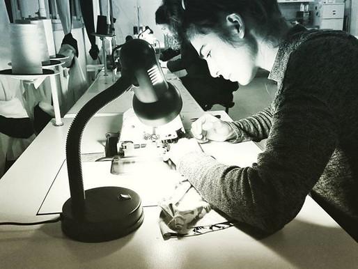 סדנה חד פעמית בגואפו: היכרות עם עולם התפירה והאופנה