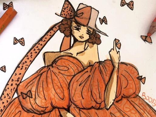חדש בגואפו: קורס איור אופנה עם בובה מאצ'ו - המעצבת של נטע ברזילי, שפיטה וכוכבות אחרות