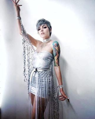 אן ברקוביץ מעצבת אופנה