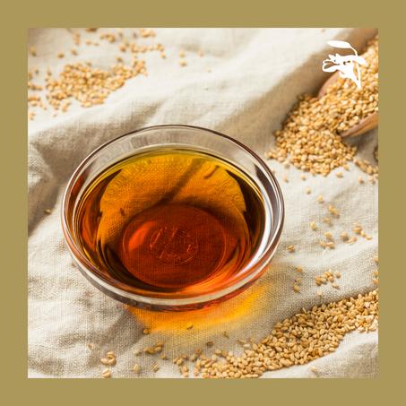 Dica Saudável | Óleo de Gergelim | Um verdadeiro skin food