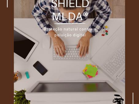 Proteção natural contra a poluição digital   Shield Mlda