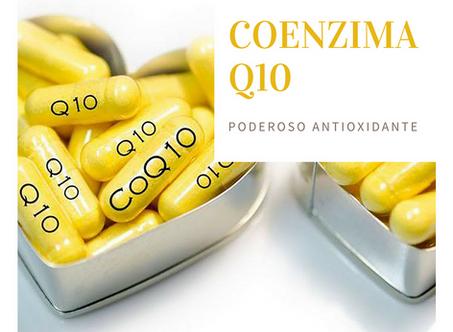 Dica Saudável   Coenzima Q10   Poderoso Antioxidante
