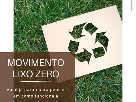 Dica Saudável | Movimento Lixo Zero