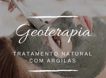 Dica Saudável | Geoterapia | Tratamento Natural com Argilas