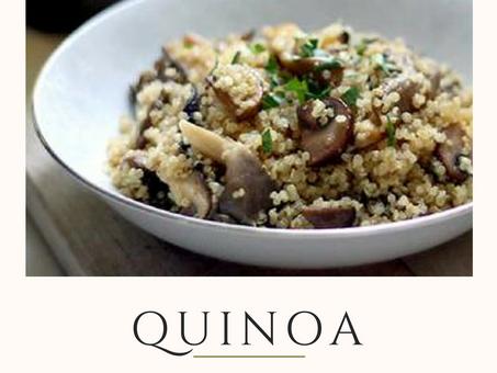 Dica Saudável - Quinoa: a proteína em grão.
