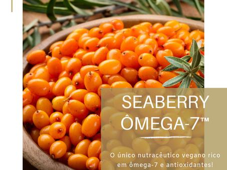Seaberry Ômega-7™   O único nutracêutico vegano rico em ômega-7 e antioxidantes.