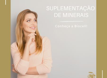 Dica Saudável | Suplementação de minerais com Biocell