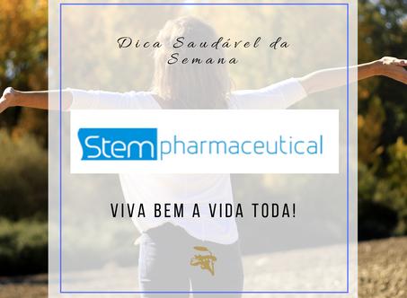 Dica Saudável | Stem Pharmaceutical | Viva bem a vida toda!