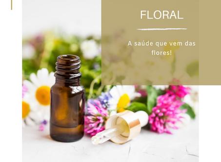 Dica Saudável | Florais, a saúde que vem das flores!