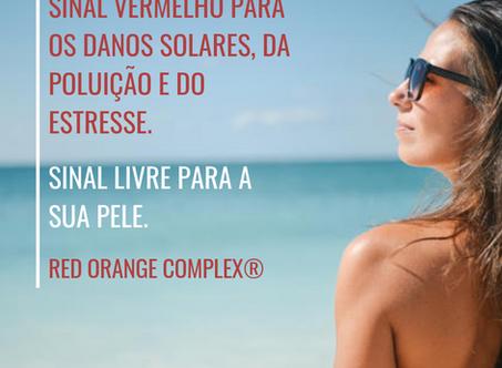 Red Orange Complex® >> Fotoproteção e Anti-Pollution Oral