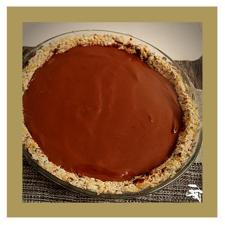 Dica Saudável | Saúde no Prato | Torta de Mousse de Chocolate
