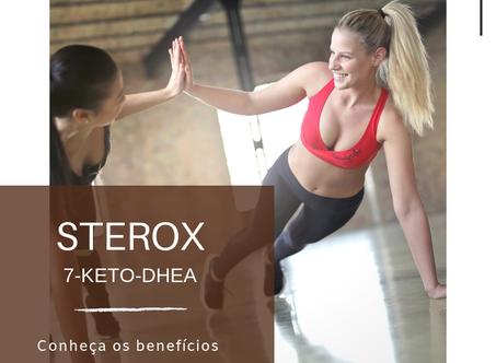 Sterox | 7-keto-DHEA | Conheça os benefícios deste suplemento!