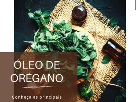 Óleo de Orégano