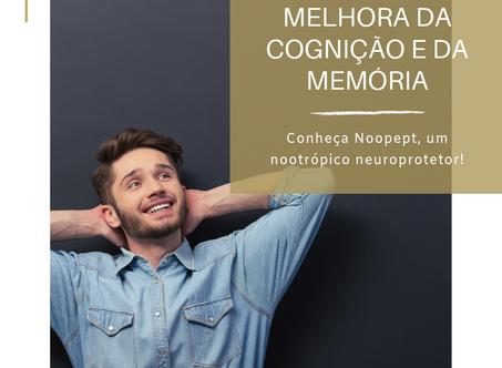 Melhora da Cognição e da Memória | Noopept