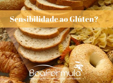 Reduza o Desconforto Digestivo Causado por Sensibilidade ao Glúten.