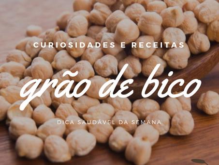 Dica Saudável | Grão de Bico