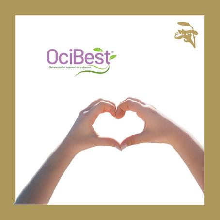 Ocibest®   Gerenciador natural do estresse