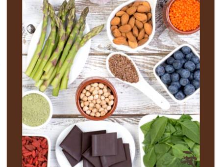 Polifenóis | Vamos conhecer seus benefícios à nossa saúde?