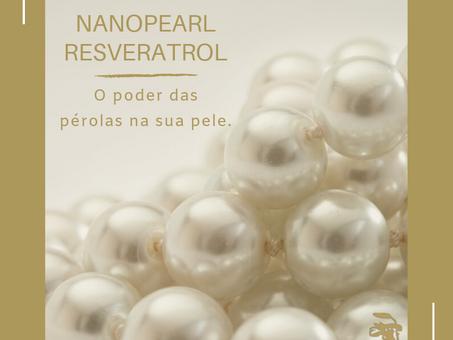 O poder das pérolas na sua pele | Nanopearl Resveratrol