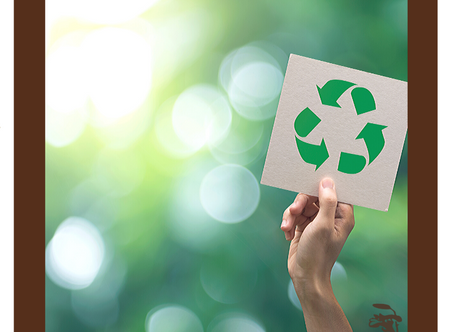 Dica Saudável | Por um mundo com menos lixo | Parceria Selo Eureciclo