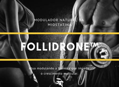 Follidrone™ | Modulador Natural da Miostatina