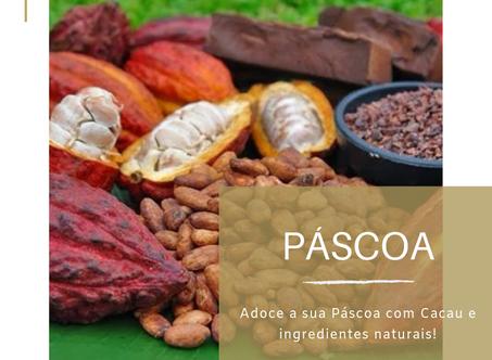 Dica Saudável | Adoce sua Páscoa com Cacau e ingredientes naturais!