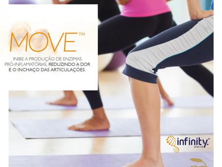 MOVE™ | Anti-inflamatório Natural | Melhora rápida da dor articular