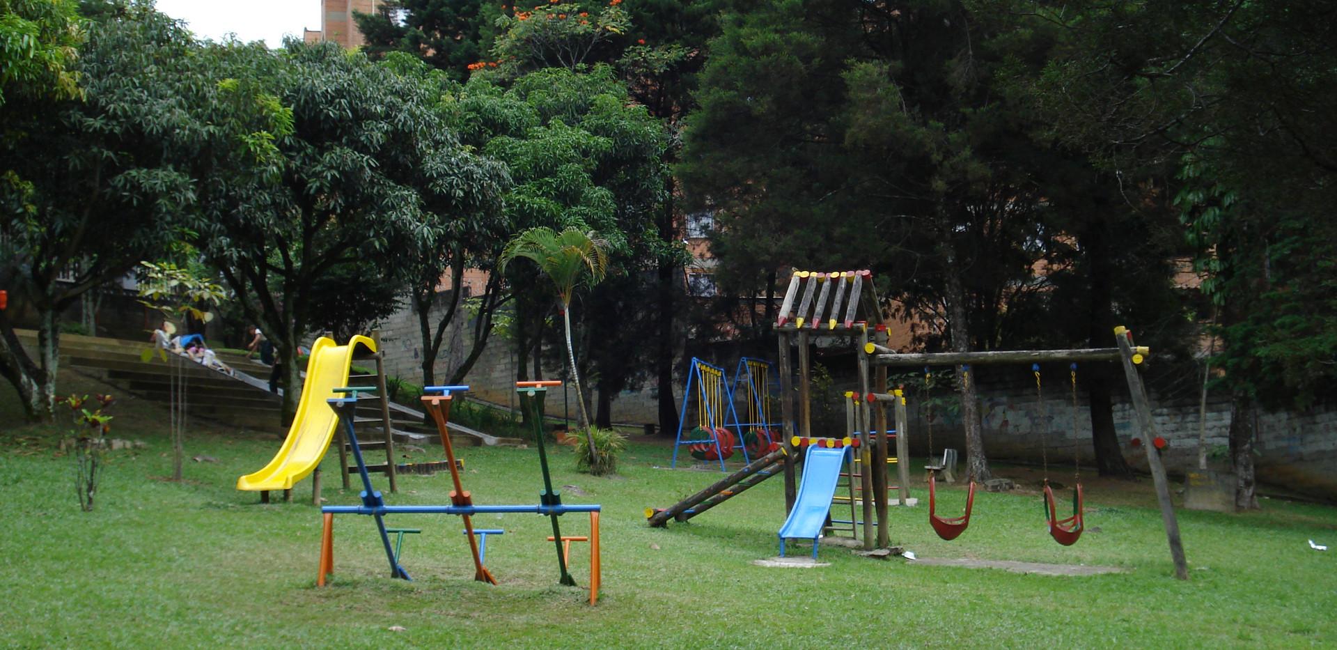 Parque de juegos primaria