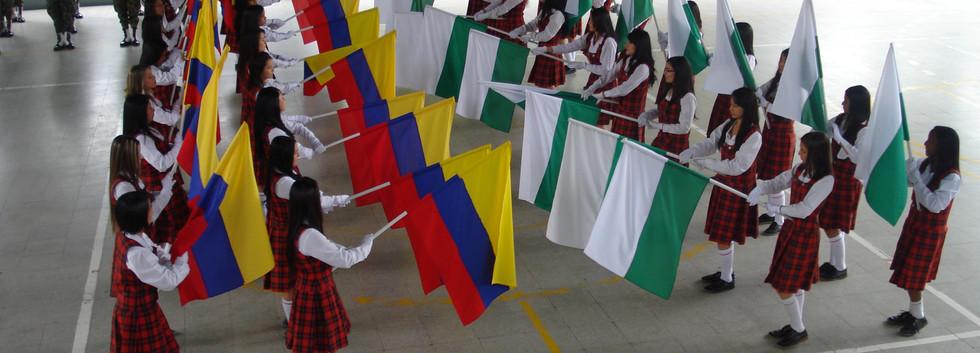 Curce de banderas