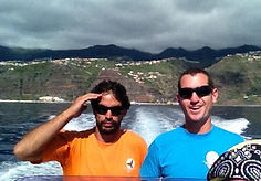 Wal und Delfin Beobachtung Madeira