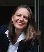 Ulla Kriebernegg, headshot, smiling at camera