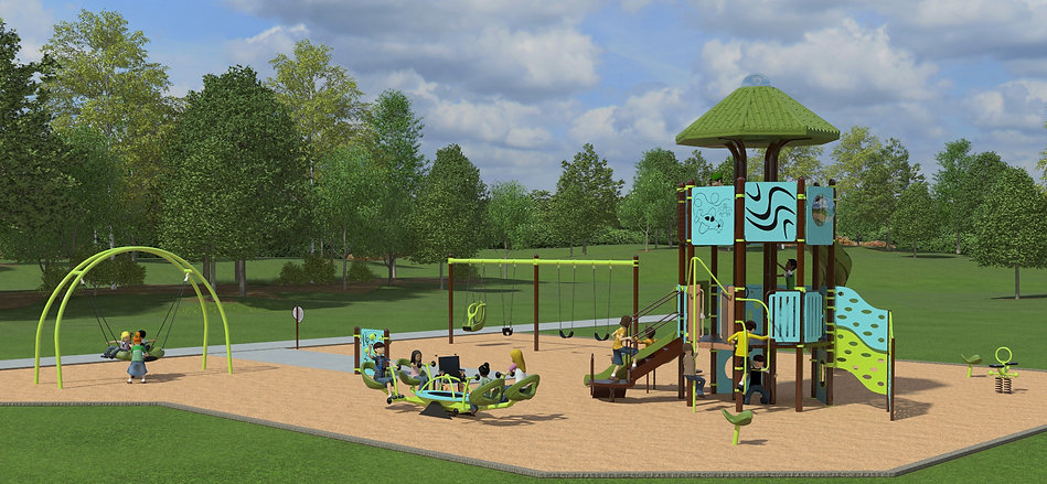 Parkview Pointe playground