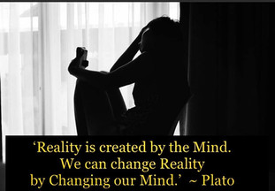 Change Reality; Change Your Mind
