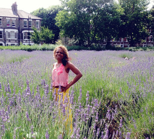 Lavender - From Another Dimension!