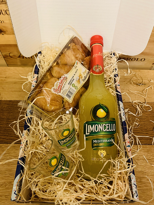 Limoncello Lover Box