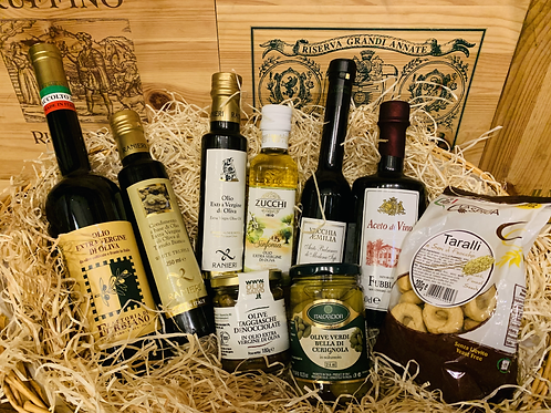 Olive Oil Hamper