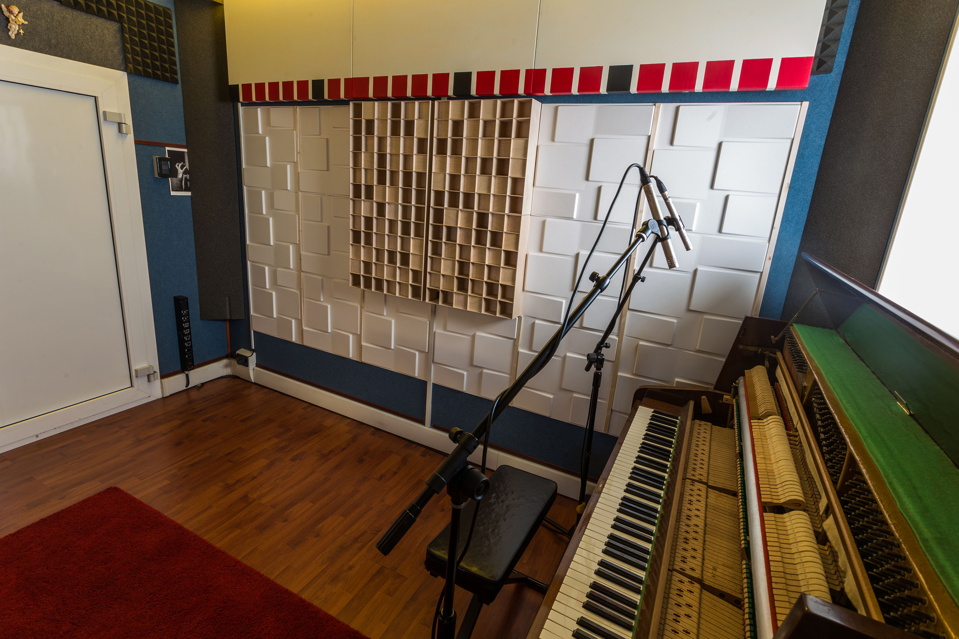 Truecolourstudio recording room B