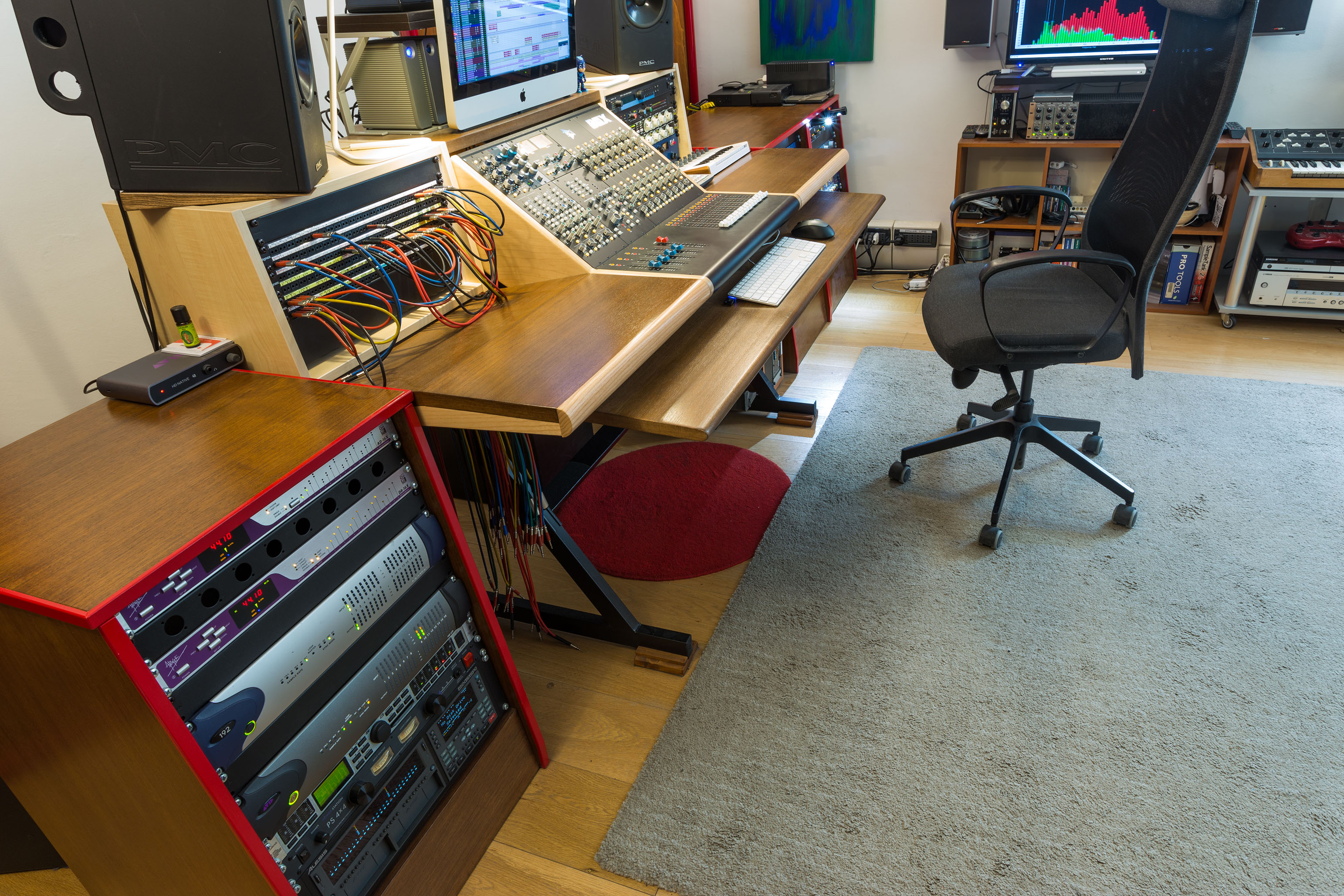 Truecolourstudio Control room A
